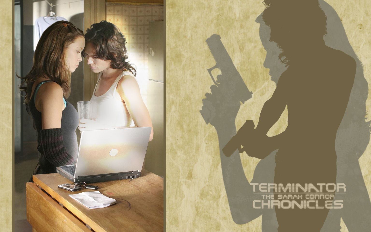 The Sarah Connor Chronicles wallpaper by Torch.